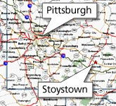 Water treatment, water filters, water softeners in Stoystown, PA
