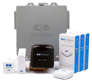 Kinetico Water Systems - Leak Detection System Products